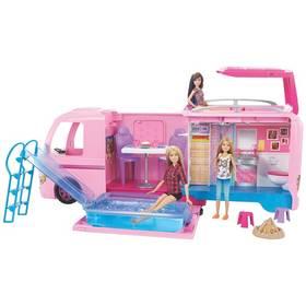 Mattel dream camper karavan snů + Doprava zdarma