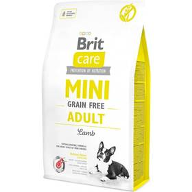 Brit Care Dog Mini Grain Free Adult Lamb 7 kg + Doprava zdarma