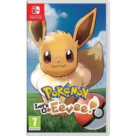 Nintendo SWITCH Pokémon Let's Go Eevee! (NSS535)