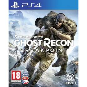 Ubisoft PlayStation 4 Tom Clancy's Ghost Recon Breakpoint (USP407361)