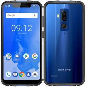 UleFone Armor 5 Dual SIM 64 GB (ULE000092) modrý SIM s kreditem T-Mobile 200Kč Twist Online Intern