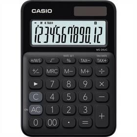 Casio MS 20 UC BK čierna