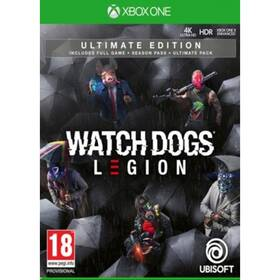Ubisoft Xbox One Watch Dogs Legion Ultimate Edition (USX384110)