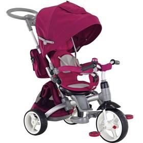 Sun Baby Little tiger růžová/fialová + Doprava zdarma