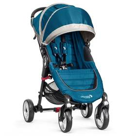 Baby Jogger CITY MINI 2016 4 kola Teal/Gray + Doprava zdarma