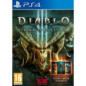Blizzard PlayStation 4 Diablo III Eternal Collection (CEP414103)
