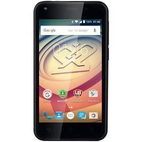 Prestigio Wize L3 Dual SIM (PSP3403DUOBLACK) černý + Software F-Secure SAFE 6 měsíců pro 3 zařízení v hodnotě 999 Kč jako dárek + Doprava zdarma