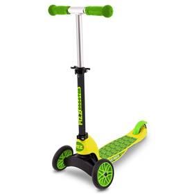 Fizz Flip Mini Evo Croc + Reflexní sada 2 SportTeam (pásek, přívěsek, samolepky) - zelené v hodnotě 58 Kč