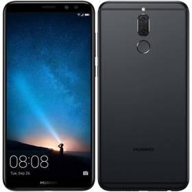 Huawei Mate 10 lite Dual SIM (SP-MATE10LDSBOM) černý SIM s kreditem T-Mobile 200Kč Twist Online Internet (zdarma)