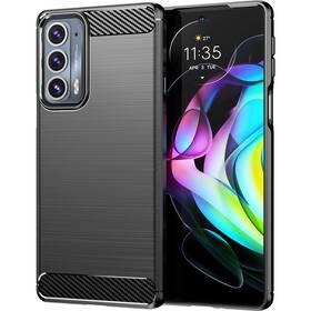 WG Carbon na Motorola Edge 20 5G (9824) čierny