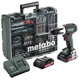 Metabo SB 18 LT MD 2x2,0Ah 1-13m zelená + Doprava zdarma