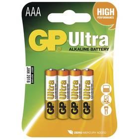 GP Ultra AAA, blistr 4ks (GP 24AU)