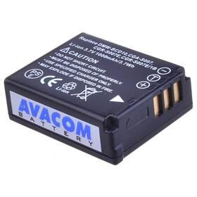 Avacom Panasonic CGA-S007, DMW-BCD10 Li-Ion 3.7V 1000mAh 3.7Wh (DIPA-S007-133) (vrácené zboží 8800536997)