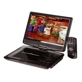 DVD přehrávač Hyundai PDP 10809 DVB-T černý