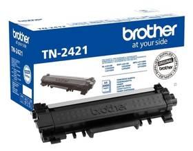 Brother TN-2421, 3000 stran (TN2421) černý