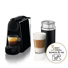 DeLonghi Nespresso EN 85 BAE černé