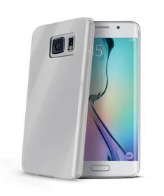 Celly Gelskin pro Samsung Galaxy S6 Edge (GELSKIN491) průhledný
