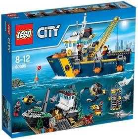 Lego® City Deep Sea Explorers 60095 Plavidlo pro hlubinný mořský výzkum