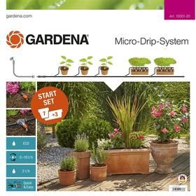 Gardena startovací sada pro rostliny v květináčích M (13001-20) + Doprava zdarma