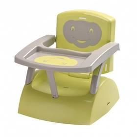 Jedálenská stolička Thermobaby skládací zelená