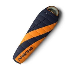 Husky Extreme Enjoy -26°C oranžový + Stan Loap BEACH SHELTER pro 4 osoby - zelená v hodnotě 719 Kč + Doprava zdarma