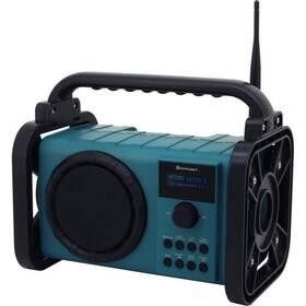 Soundmaster DAB80 zelený