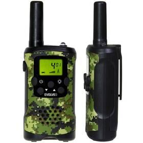Evolveo FreeTalk XM2 (FT-XM2) čierna/zelená