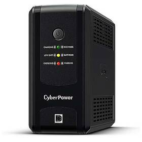 Cyber Power Systems UT GreenPower Series UPS 850VA/425W, české zásuvky (UT850EG-FR)