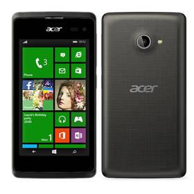 Acer Liquid M220 Single SIM (HM.HMPEU.001) černý + Voucher na skin Skinzone pro Mobil CZ v hodnotě 399 Kč jako dárek + Doprava zdarma