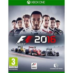 Hra Codemasters Xbox One F1 2016 Předobjednávka 19.8.2016 (92171151)