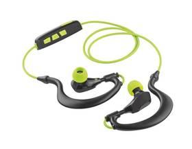 Trust Senfus Bluetooth Sports (20890) čierna/zelená