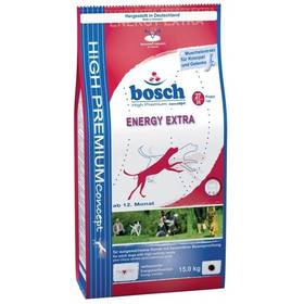 Bosch Energy Extra 15 kg, pro dospělé psy + Doprava zdarma