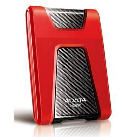 ADATA HD650 1TB (AHD650-1TU3-CRD) červený