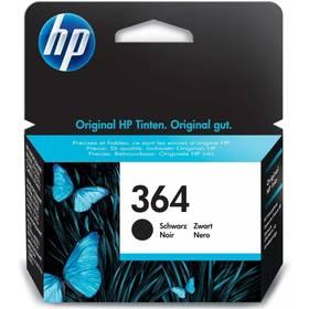 Inkoustová náplň HP No. 364, 250 stran (CB316EE) černá