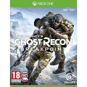 Ubisoft Xbox One Tom Clancy's Ghost Recon Breakpoint (USX307361)