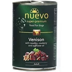 Nuevo Dog Adult zverinové menu 800 g