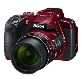 Nikon Coolpix B700 červený + K nákupu poukaz v hodnotě 1 000 Kč na další nákup + Doprava zdarma