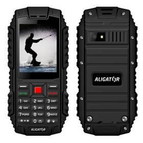 Aligator R12 eXtremo (AR12BB) černý