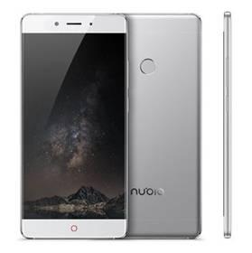 Nubia Z11 4 GB + 64 GB (6934933079403) stříbrný/bílý Software F-Secure SAFE, 3 zařízení / 6 měsíců (zdarma)