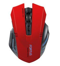 Speed Link FORTUS (SL-680100-BK) černá/červená