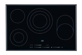 AEG Mastery HK854080FB černá/sklo