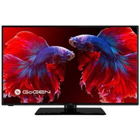 Televize GoGEN TVF 43P452T černá (poškozený obal 2990012224)