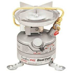 Coleman Unleaded Feather Stove + Doprava zdarma
