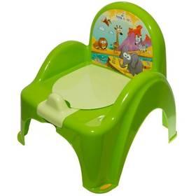 Dětský nočník Cosing - zelený