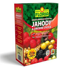 Agro pro jahody a ovoce 2,5 kg