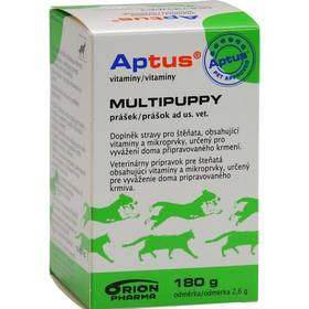 Prášok Aptus Multipuppy powd 180g
