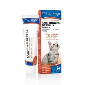 Francodex proti trichobezoárům kočka 70 g