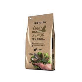 FITMIN Cat Purity Senior 10 kg + Antiparazitní obojek za zvýhodněnou cenu + Doprava zdarma