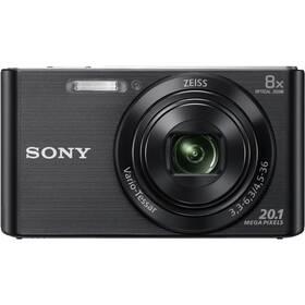 Sony Cyber-shot DSC-W830B čierny