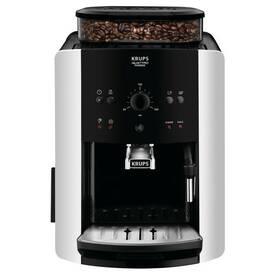 Espresso Krups EA811810 čierne/strieborné